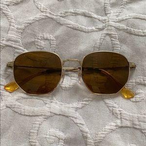 Persol hexagon sunglasses